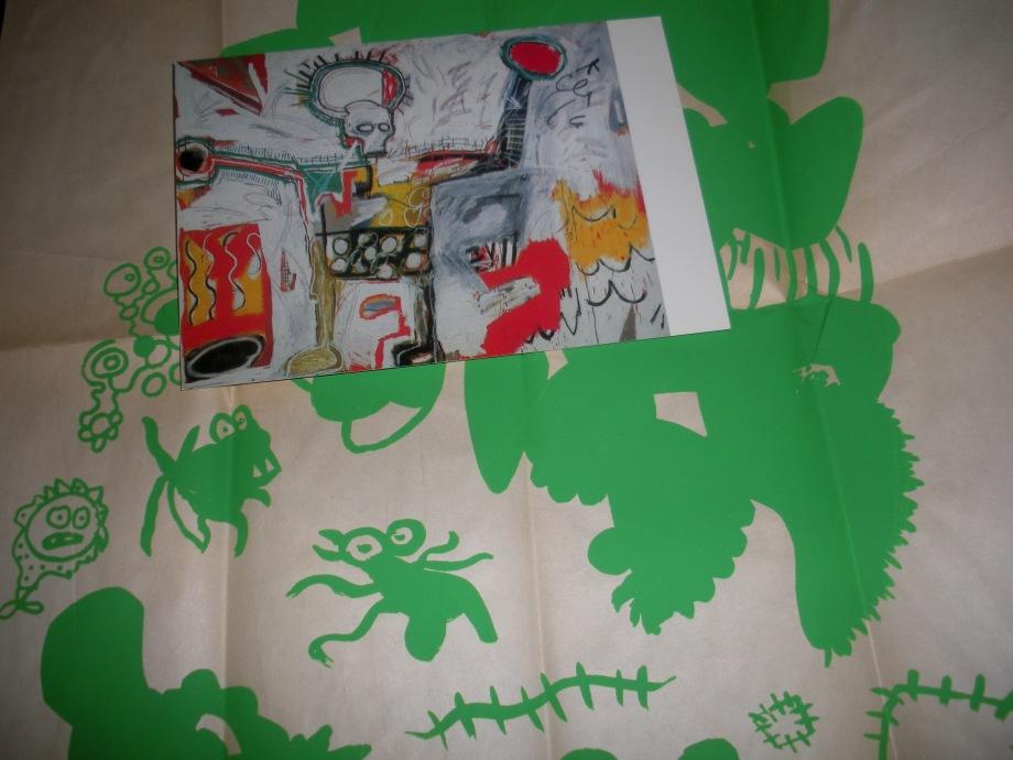 BasquiatPostCard