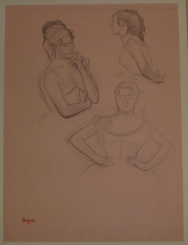 Degas-TroisBustes1
